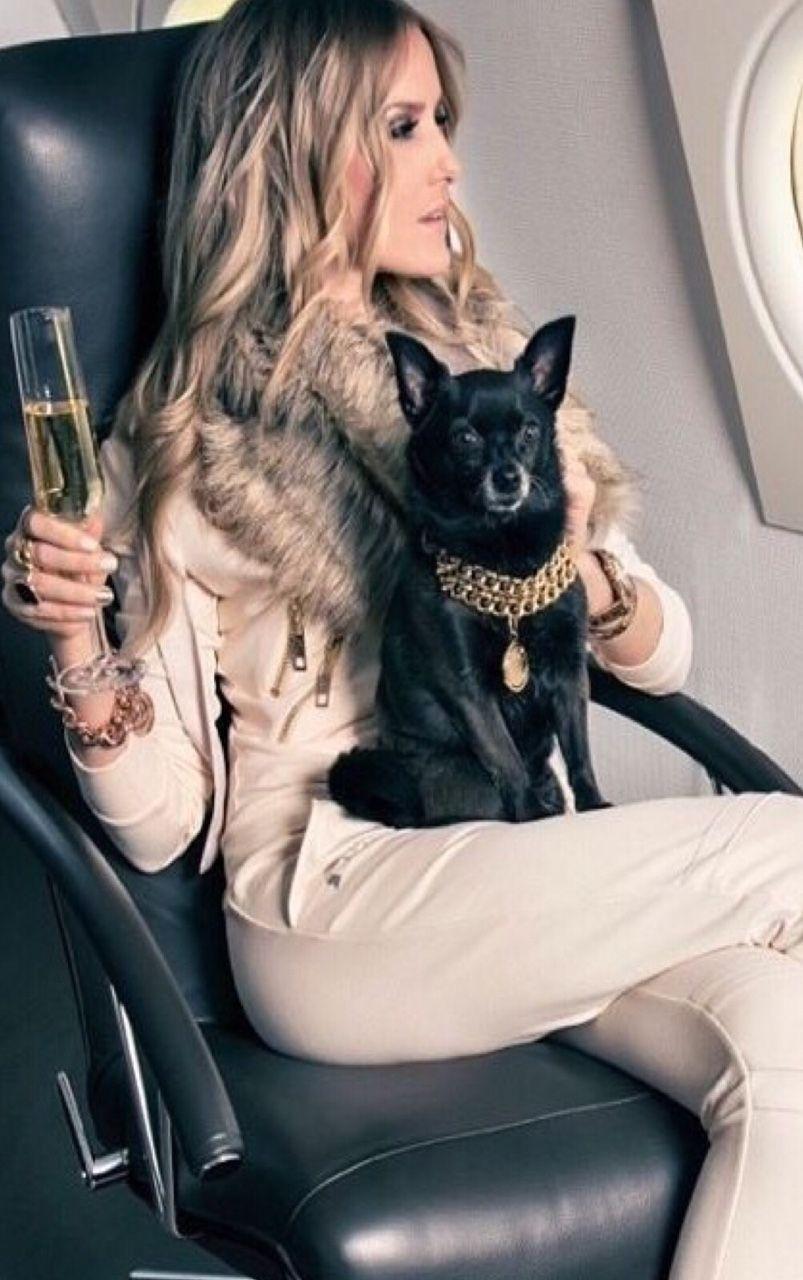 — The Billionaire VIP on her