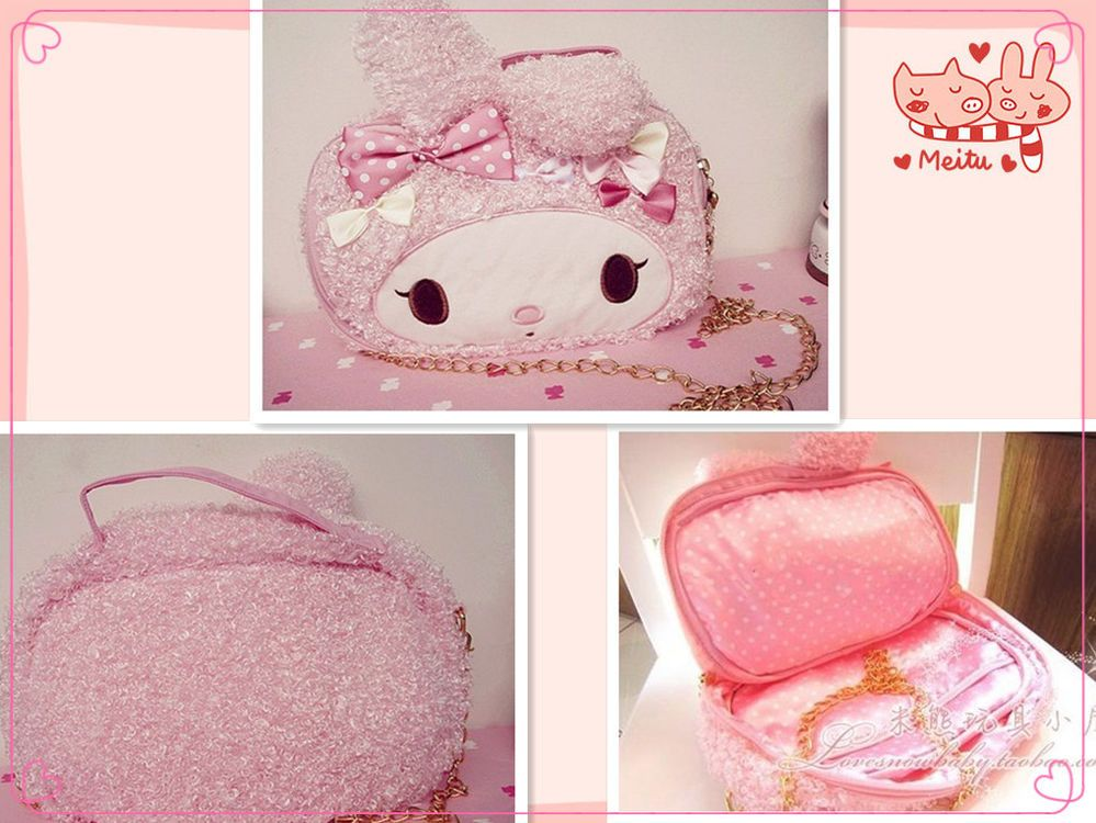 Free Shipping Unique Japan Sanrio My Melody Hand Bag