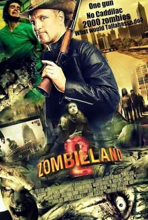 Zombieland 2 Movie Poster Movie Posters Ll In 2019 Zombieland 2