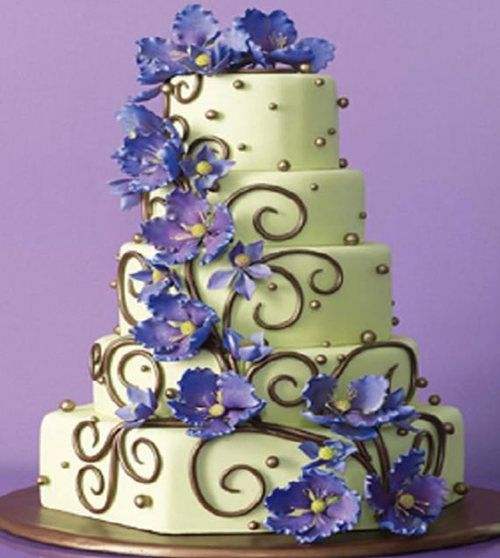 Expensive Birthday Flowers: Unusual Stunning Wedding Cakes