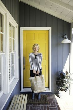 Yellow Door /