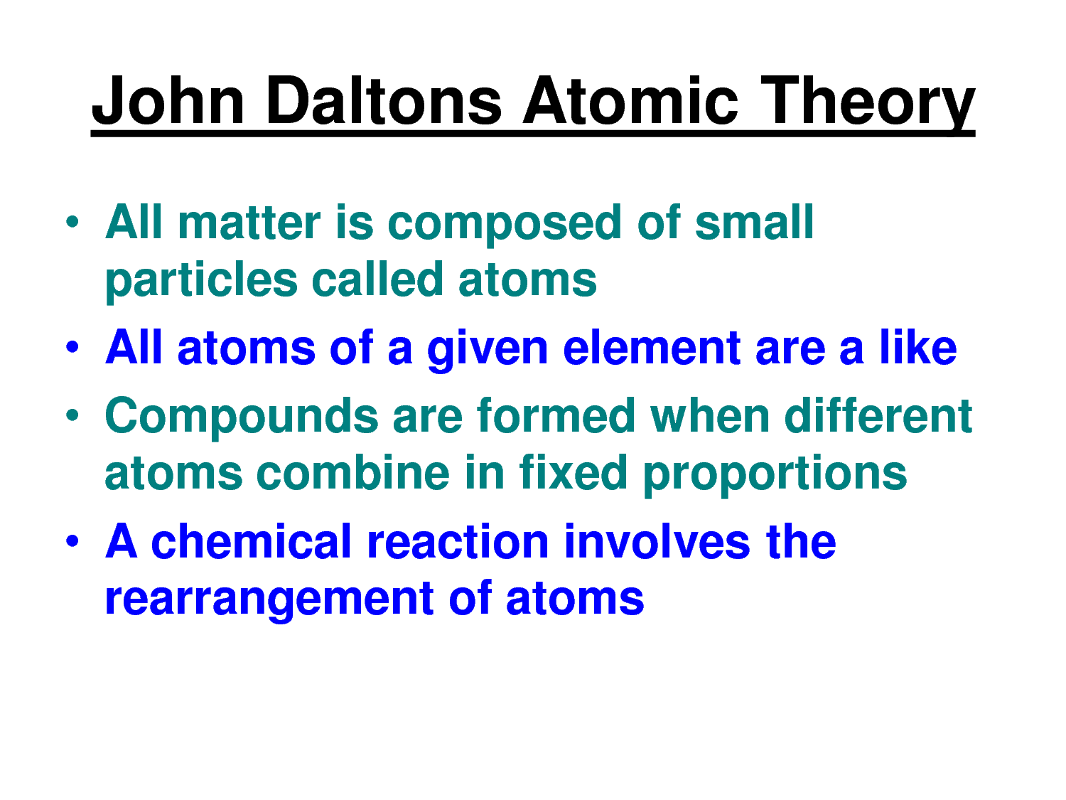 Introduction to chemistry atomic theory ideas pinterest introduction to chemistry ccuart Gallery