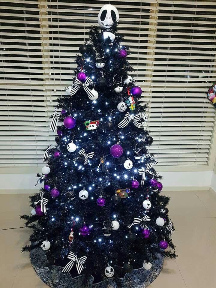 My Nightmare Before Christmas themed Christmas tree! Halloween Christmas  Tree, Nightmare Before Christmas Decorations - My Nightmare Before Christmas Themed Christmas Tree! Nightmare