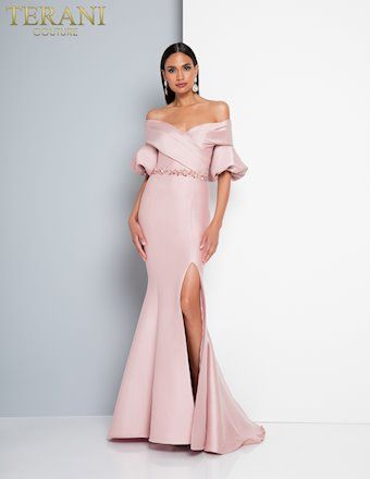 0428b4a1499 Pin by Deja Vu Boutique on TERANI MOTHER OF THE BRIDE SPRING 2018 ...