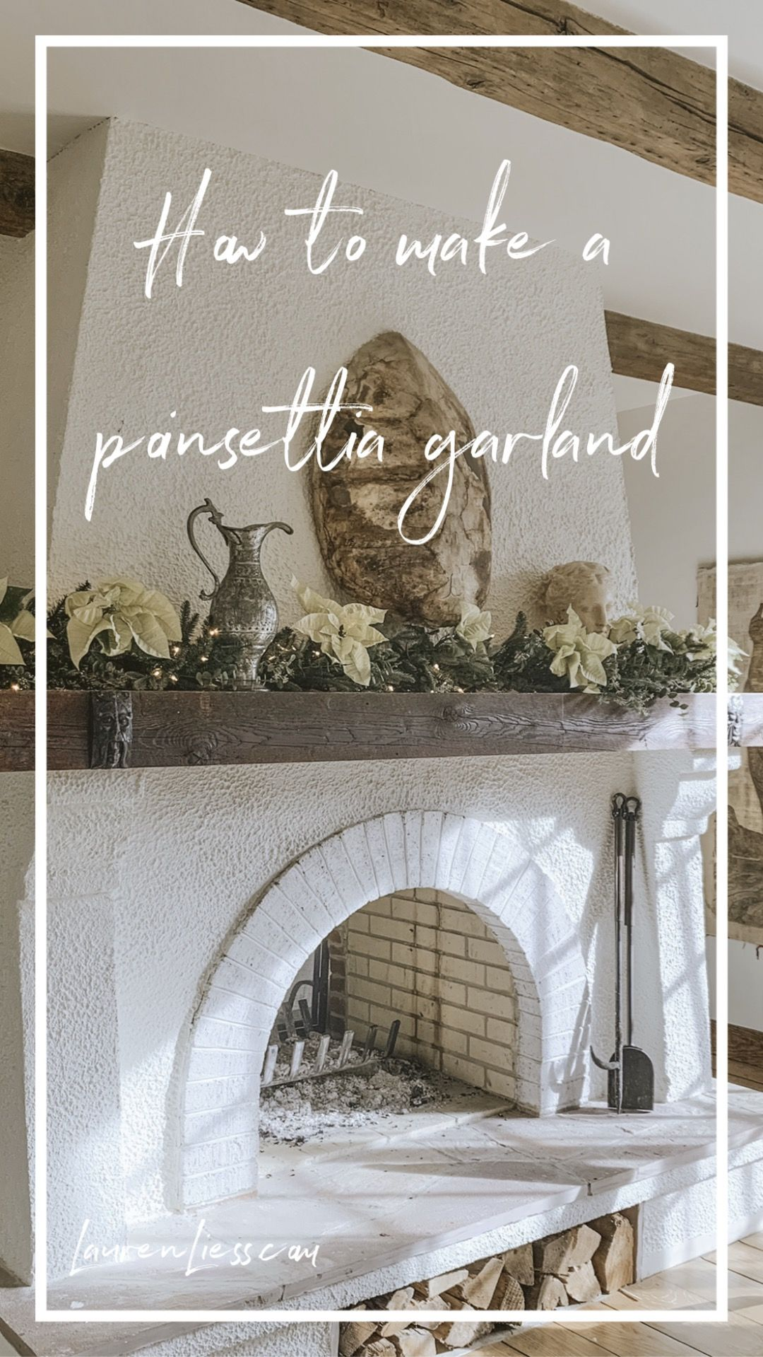 When it comes to holiday decorating, I usually start with garlands and wreaths earlier in ...