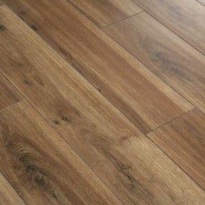 Series Elite 10mm Chocolate Oak V Groove Laminate Flooring Walnut Hardwood Flooring Laminate Flooring Flooring