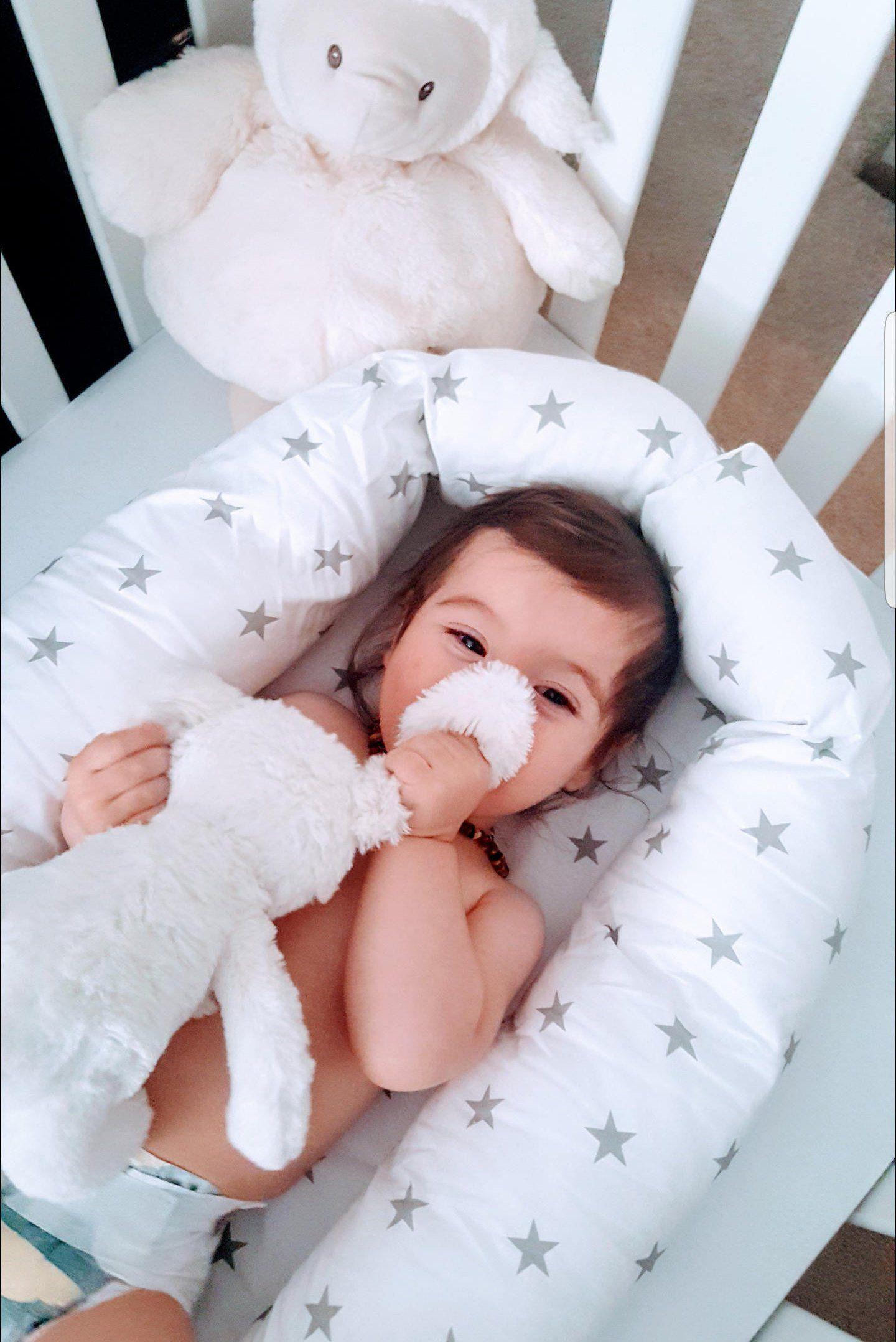 Babynest Toddler Size Nest With Removable Cover Travel Cot Babynest Portable Crib Lounger Nest Baby Bassinet Sleep Nest Co Sleeper By Babynestshop O Criancas