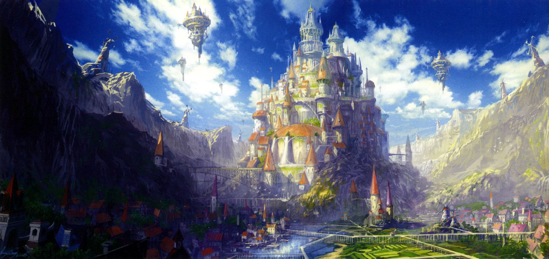 1680x1050 hidden castle scenery - photo #30