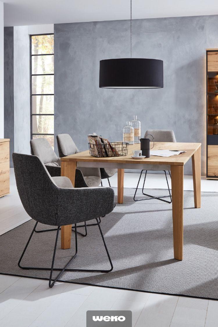 Stuhl Mix Verschonert Den Esstisch Bild 14 Schoner Wohnen Esstisch Wohnen