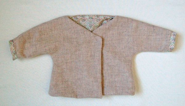 Felted Wool Baby Jacket - the purl bee | Gift ideas... | Pinterest ...