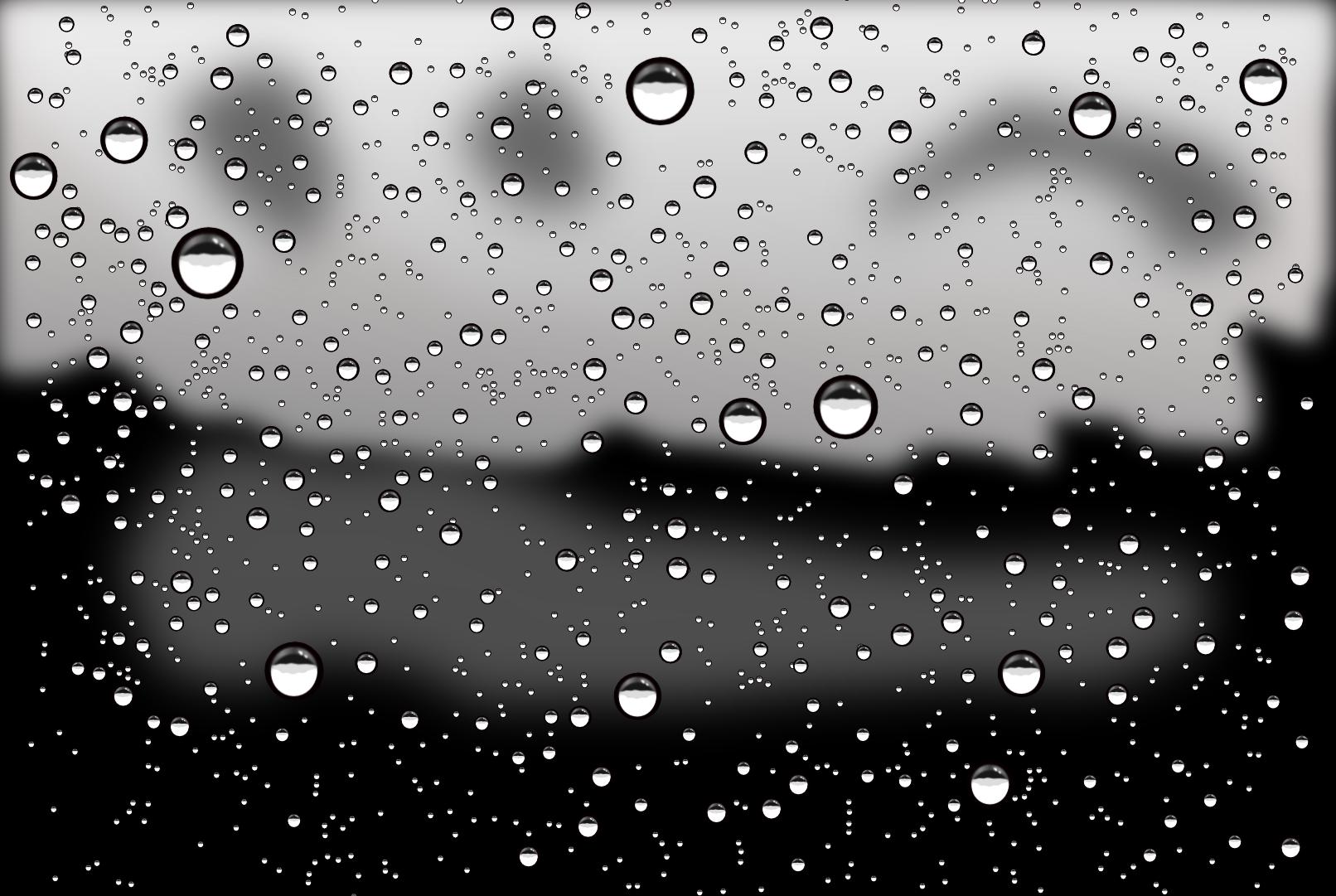 Rain Drops Google Search Rain Wallpapers Rain Drops Black Wallpaper