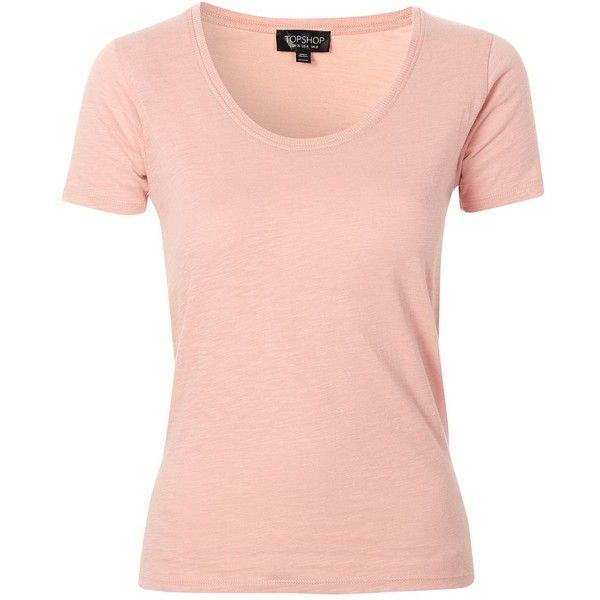 Basic Scoop Neck T Shirt | boohoo Canada