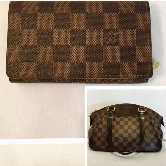 Authentic Louis Vuitton PF. Tresor