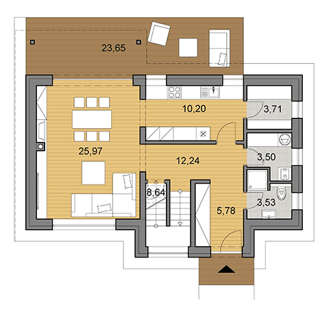 House Plans Choose Your House By Floor Plan Djs Architecture Small House Floor Plans House Floor Plans Floor Plans