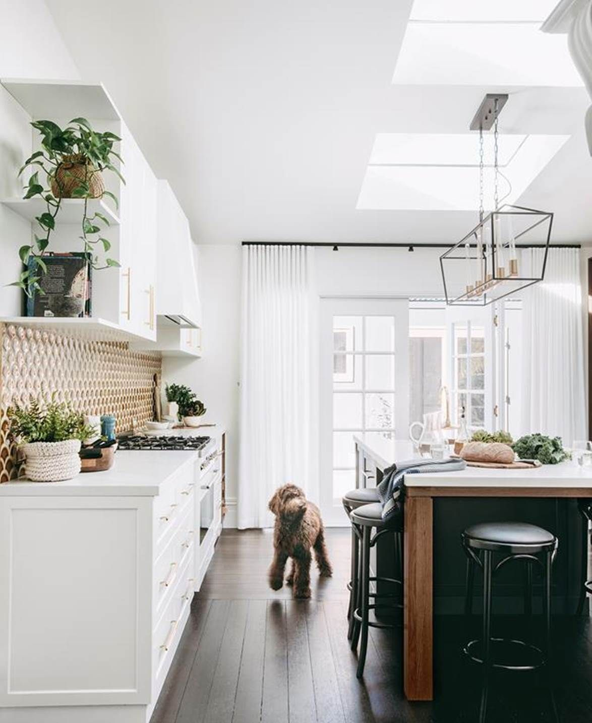 25 Captivating Ideas For Kitchens With Skylights: 25 Kitchen Design Ideas With A Point Of Difference