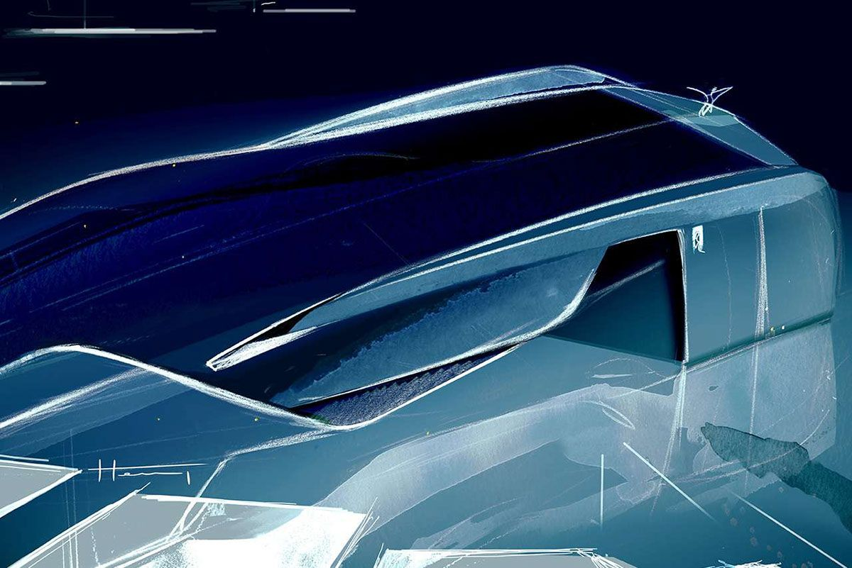 Rolls-Royce Vision Next 100 Concept on Behance