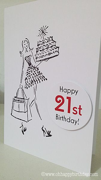 21st Birthday Wishes For A Girl A Very Quick And Simple Happy 21st