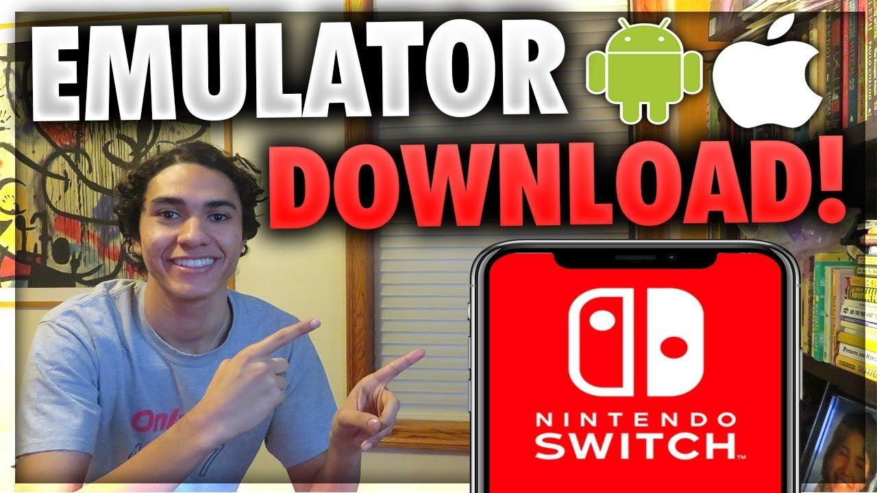 Nintendo Switch Emulator Download For Iphone Android Play Nintendo S In 2020 Nintendo Switch Nintendo Switch