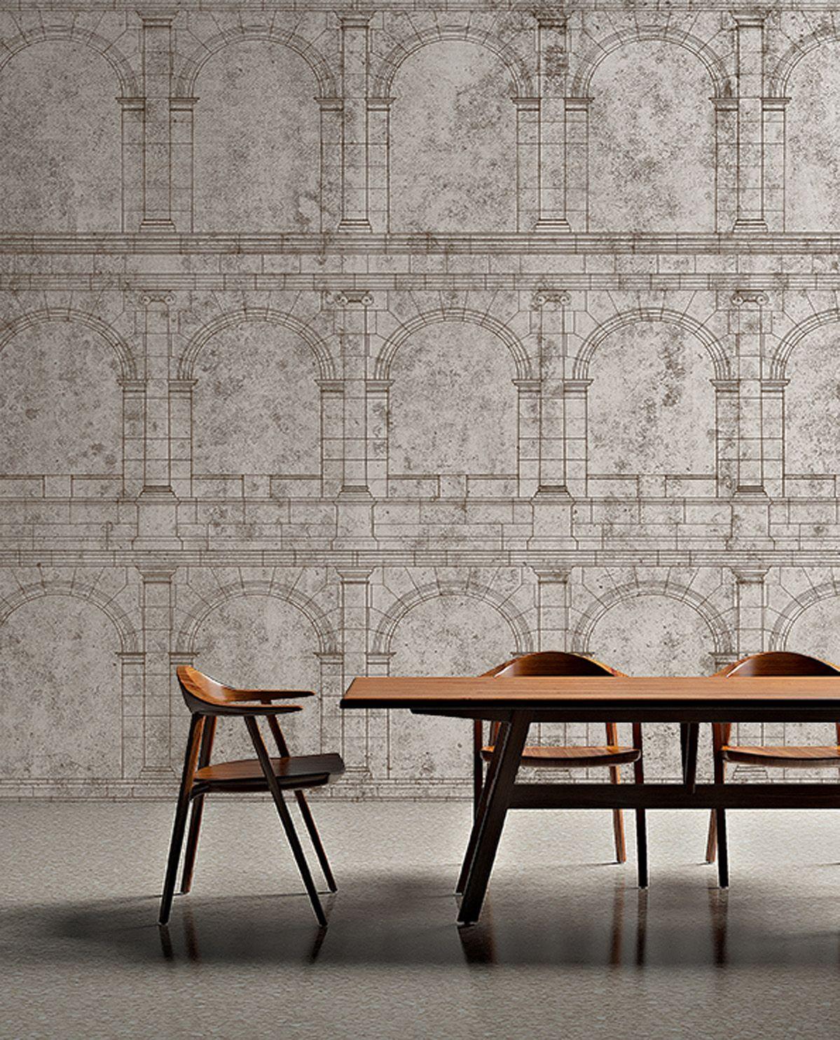 roma. Caput Mundi. #wallpaper #cartadaparati #design #interiordesign ...