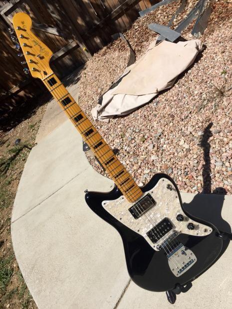 fender modern player jazzmaster with upgrades reverb electric guitars fender american. Black Bedroom Furniture Sets. Home Design Ideas