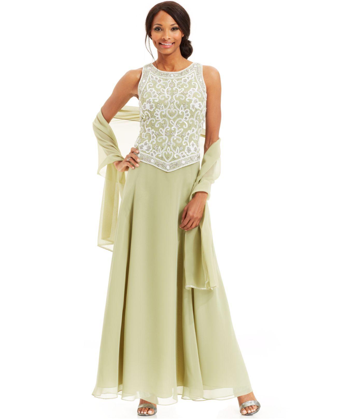 J Kara Dresses Green _Other dresses_dressesss