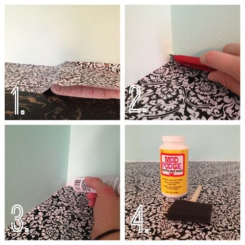 Diy Countertop Revival Contact Paper Countertop And Coffee