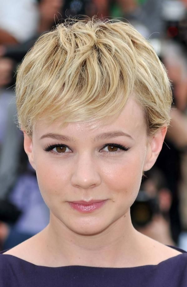 Pixie Haircut For Oval Face 2013 Short Hair Cuts Pinterest