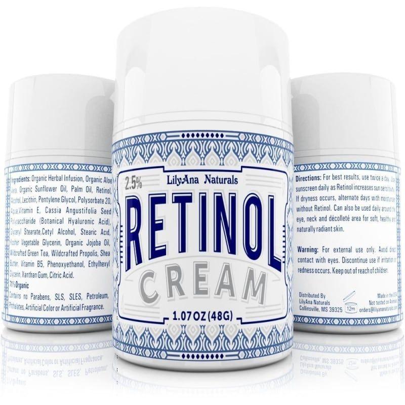 Here S What People Are Buying On Amazon Right Now Retinol Cream Retinol Organic Skin Care