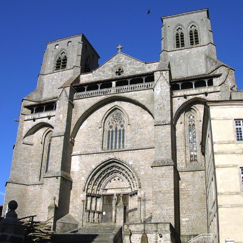Abbaye De La Chaise Dieu 43