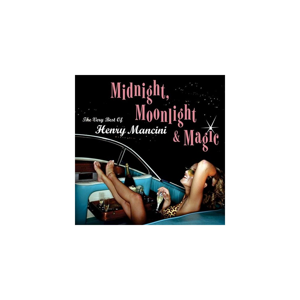 Henry Mancini - Midnight, Moonlight & Magic: The Very Best of Henry Mancini (CD)