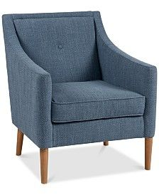 Furniture Dannon Armchair Quick Ship & Reviews - Chairs ...