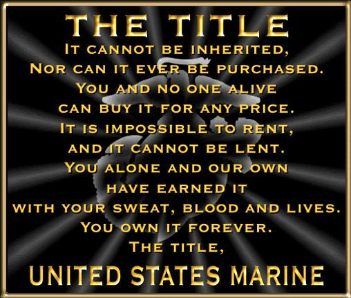Best Marine Quotes And Sayings: Marine Corps Quotes, Best, Sayings, Military
