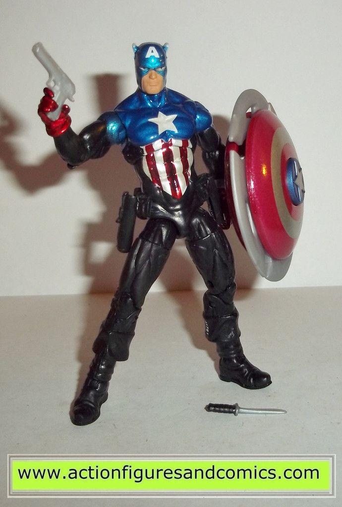 "Marvel Universe Figure Of MARVEL/'S BUCKY Action Figure 3.75/"""
