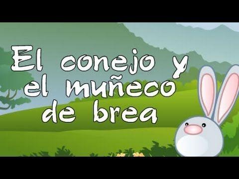 Cuentos infantiles: El conejo y el muñeco de brea
