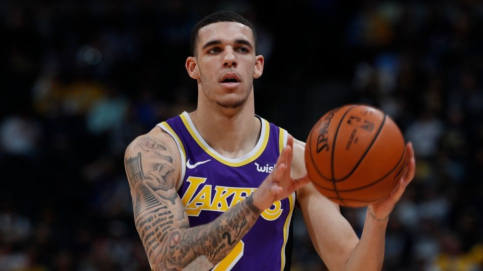 Lakers Lonzo Ball Sues Big Baller Co Founder Alleging Lonzo Ball Lamelo Ball Baller