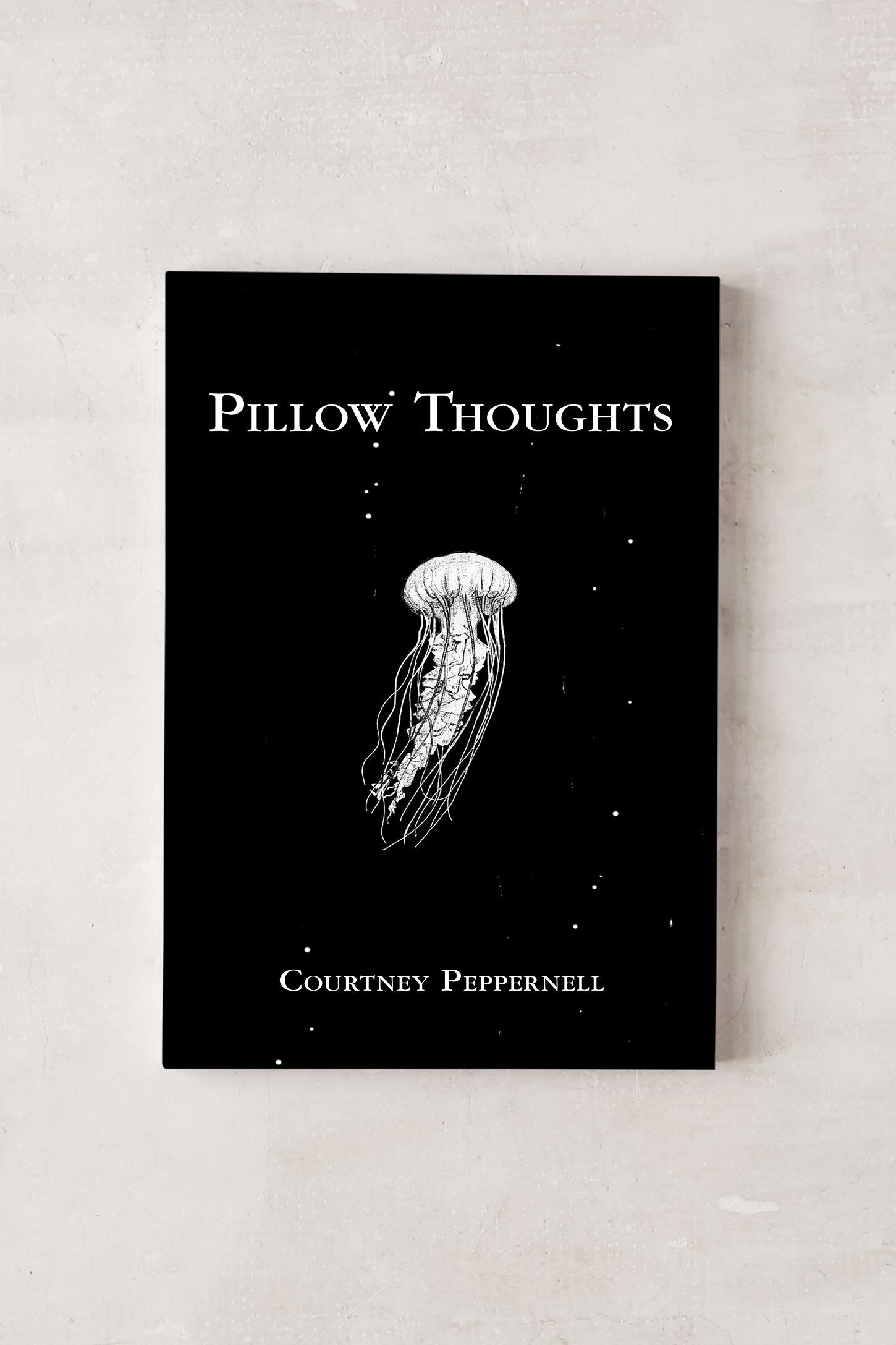 Slide View: 1: Pillow Thoughts By Courtney Peppernell
