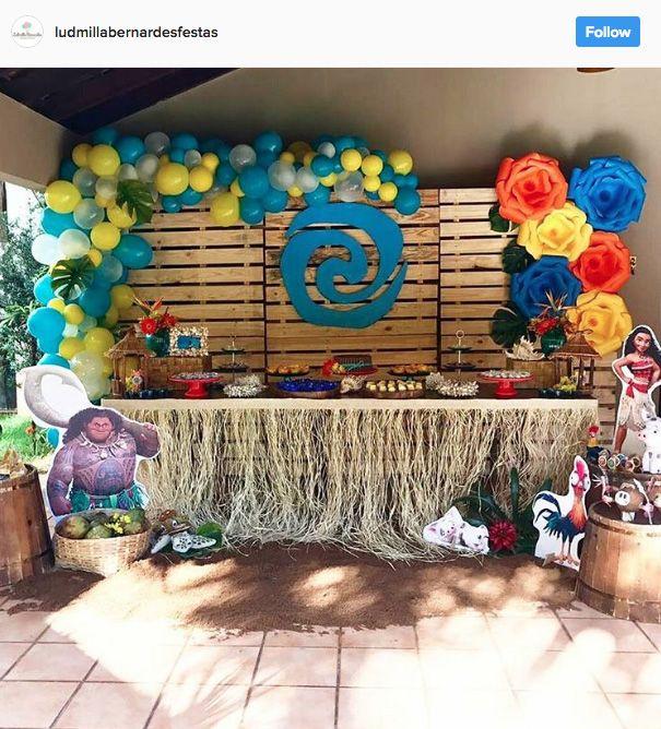 Arco de Balões Desconstruídos O queé e como fazer em casa bal u00e3o desconstruido Festa moana  -> Decoração Com Balões Como Fazer Passo A Passo