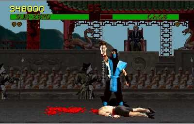 How Mortal Kombat's Fatality changed the future of videogames | Mortal  kombat, Stupid videos, Classic video games