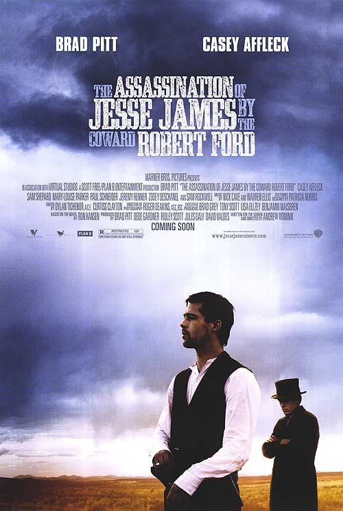 Resultado de imagen de the assassination of jesse james by the coward robert ford