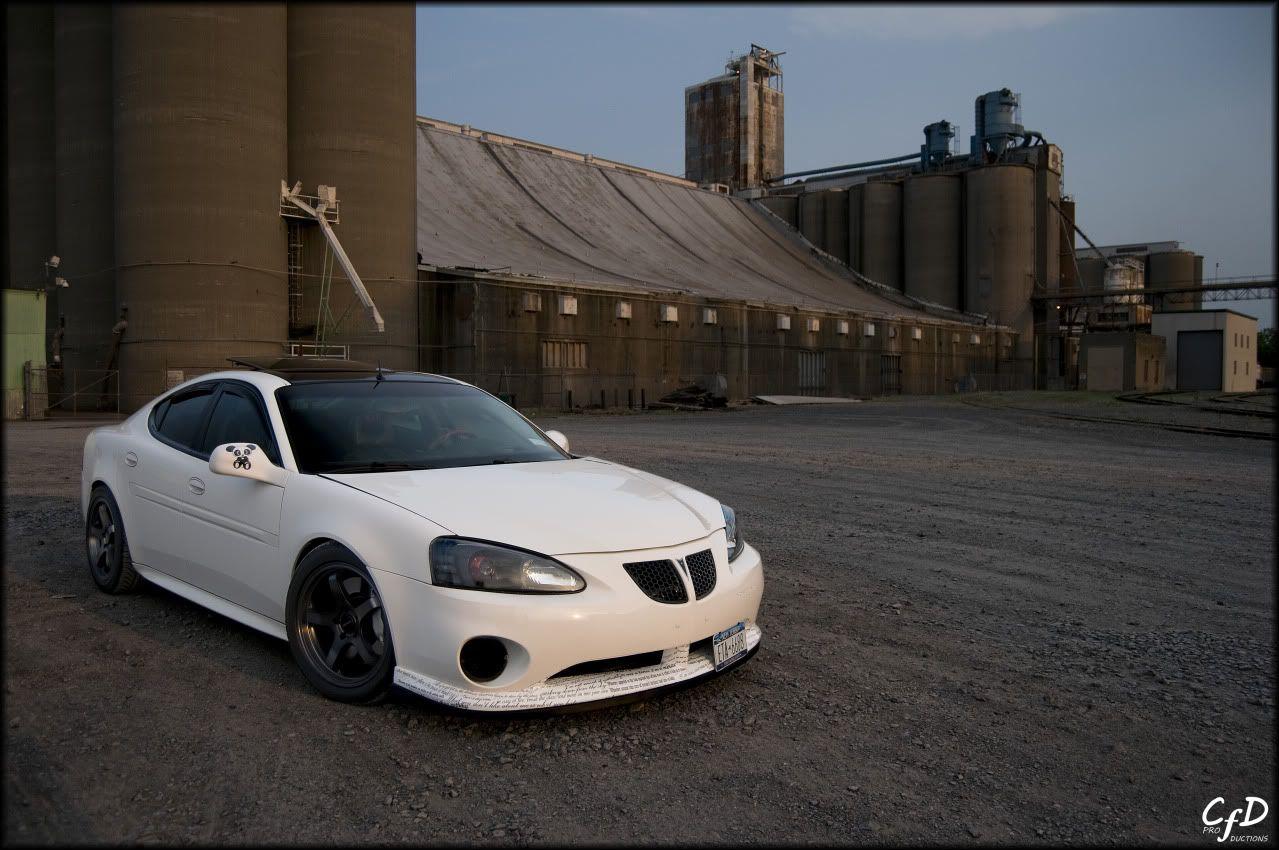 2004 Pontiac Grand Prix Gtp Comp G Aka Panda