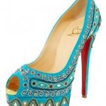Jimmy Choo 2012 Pre-Fall and 2012 Fall Collection Jeweled Sandal – Everything On Jeweled Sandals & Shoes