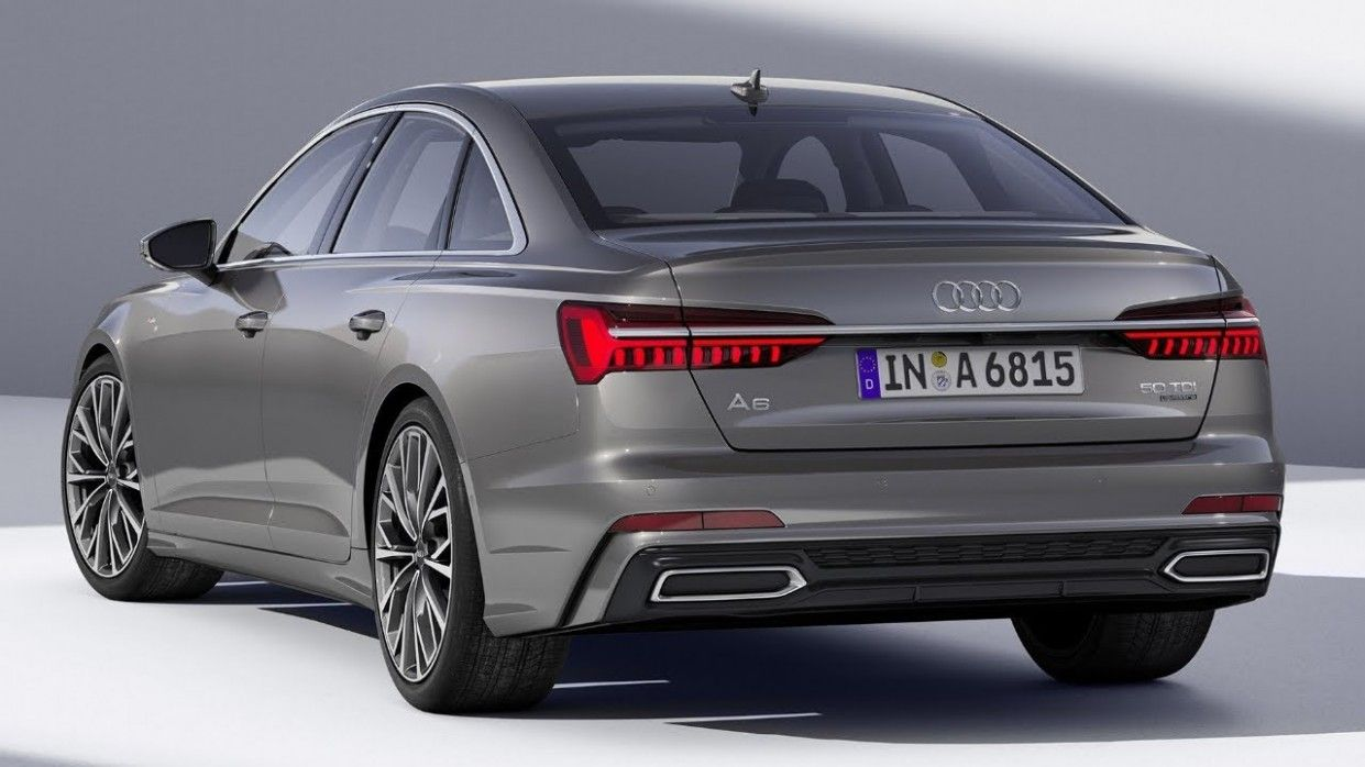Price and Review 2021 The Audi A6
