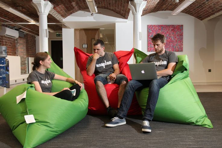 Bean Bag Chairs In Office Google Search