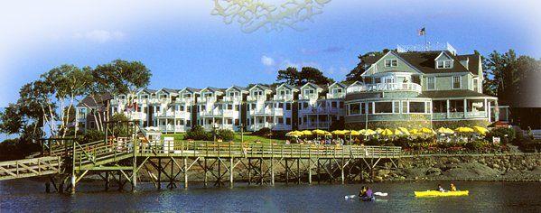 Bar Harbour Inn A Hotel Near Acadia National Park On Mount Desert Island