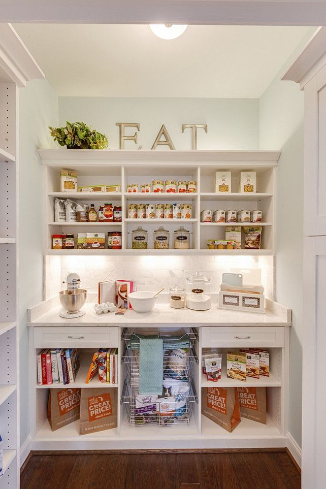 Organized Kitchen Pantry Ideas The Idea Room