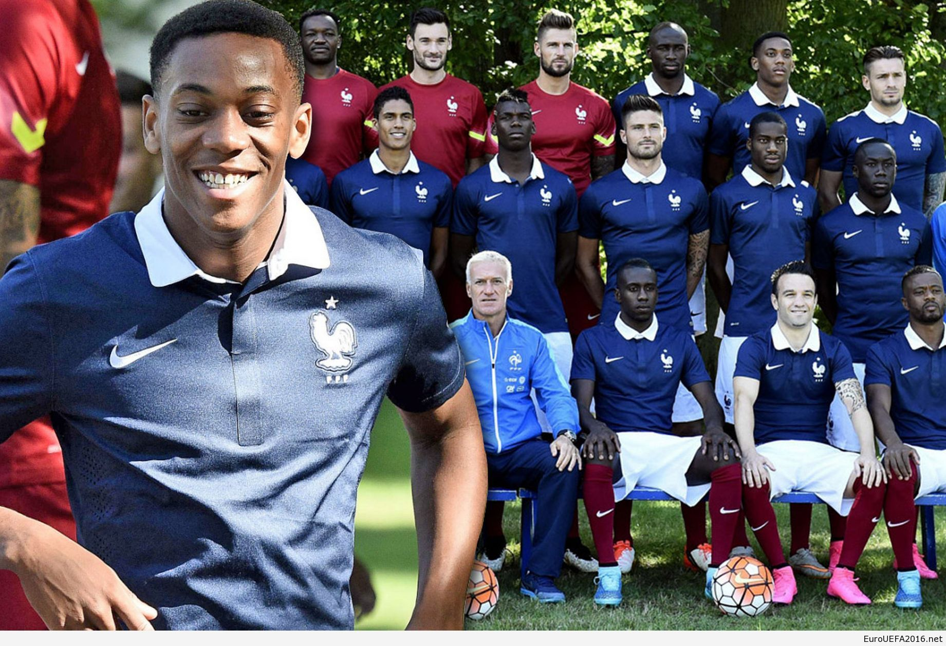 Most Awesome Manchester United Wallpapers Martial UEFA EURO 2016