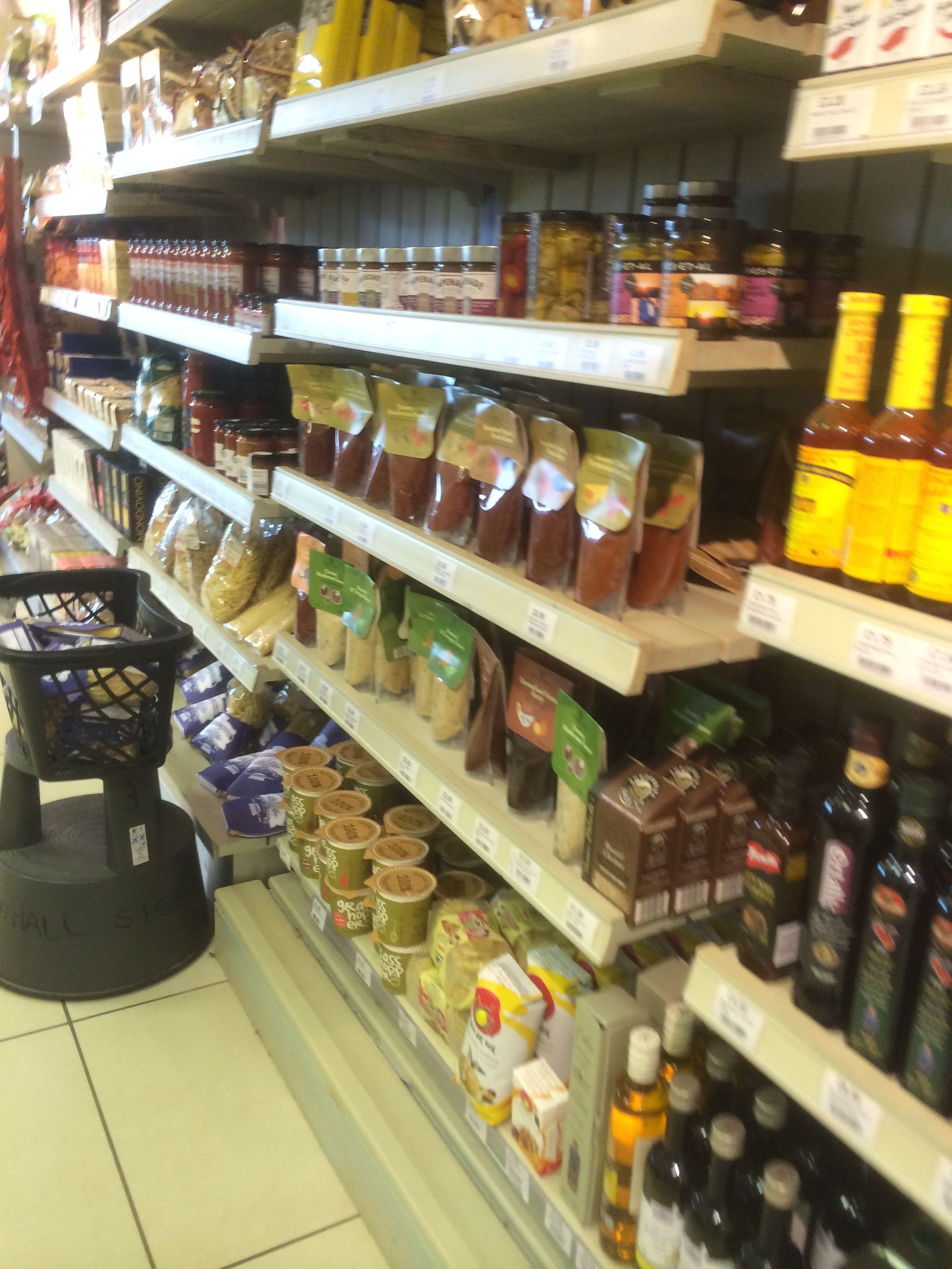 dobbies food market food retail deli layout landscape