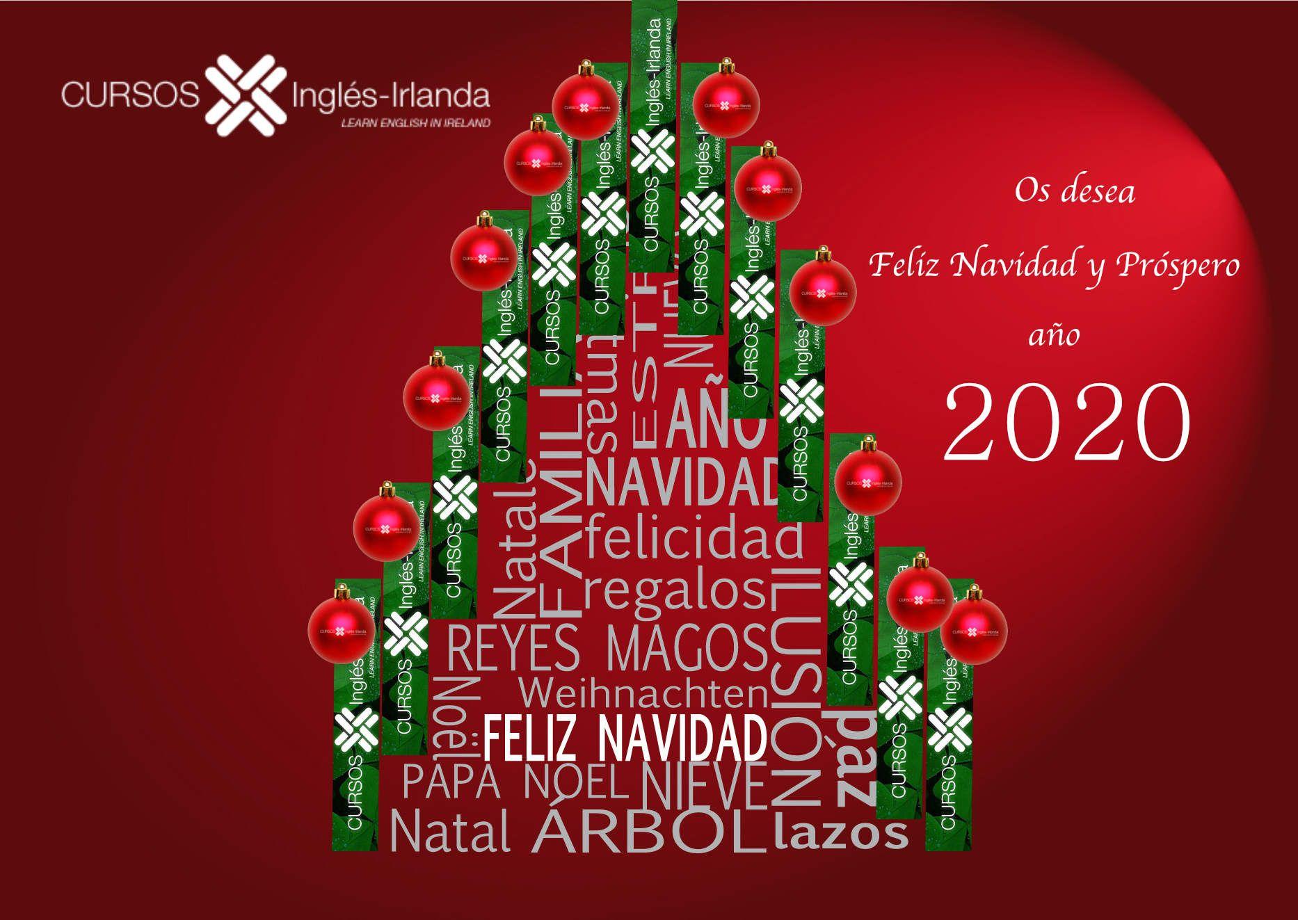 Feliz Navidad Y Próspero 2020 Feliz Navidad Navidad Imágenes De Navidad