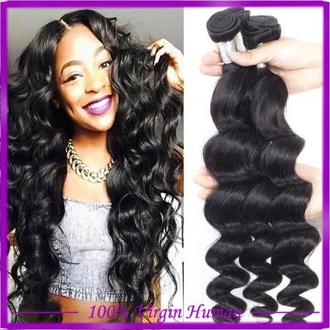 Loose Wave Curly Brazilian Virgin Hair Extensions Natural Color Human Hair Remy Hairtangle Curly Hair Hair Weft Hair Wefts From Seashine001, $0.61| Dhgate.Com