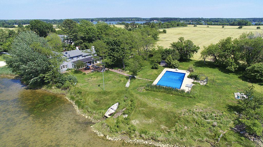 Farmhouse vacation rental in Wittman, MD, USA from VRBO.com! #vacation #rental #travel #vrbo